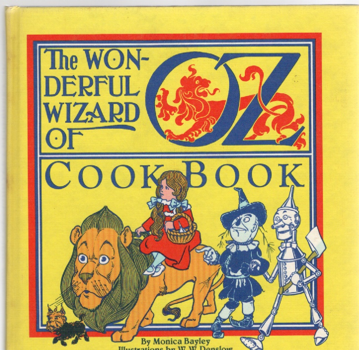 Image for The Wonderful Wizard of Oz Cook Book