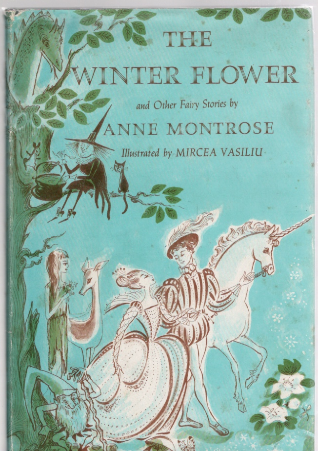 Image for The Winter Flower and Other Fairy Stories