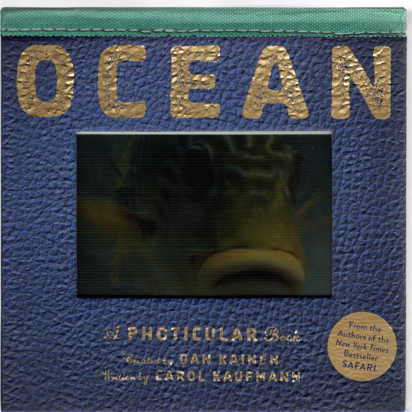 Image for Ocean A Photicular Book