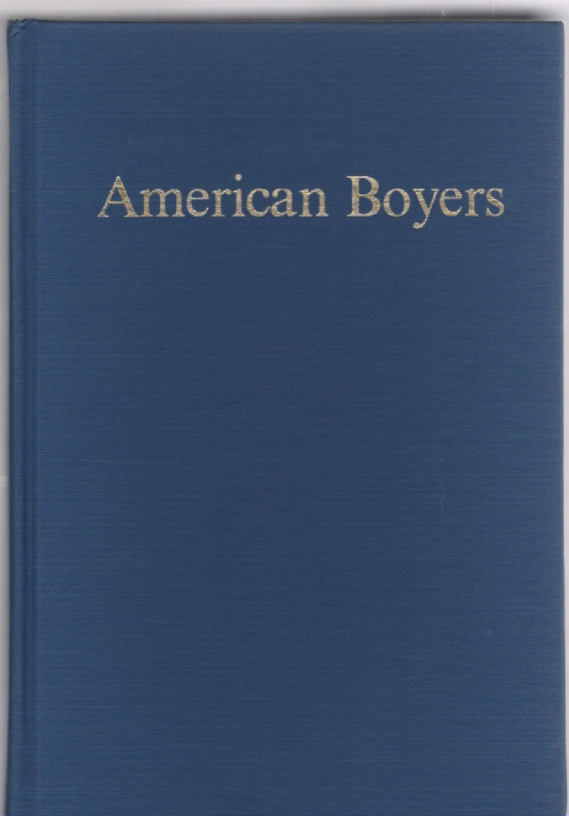 Image for American Boyers Seventh Edition Volume One
