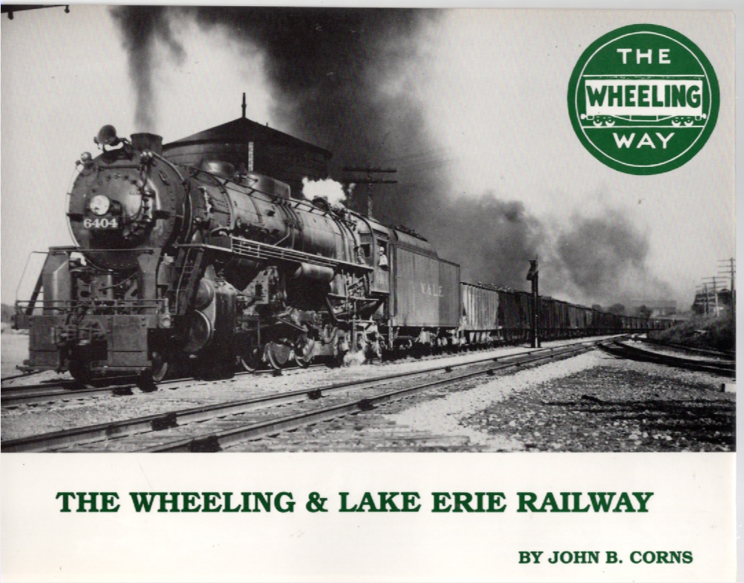 Image for The Wheeling and Lake Erie Railway