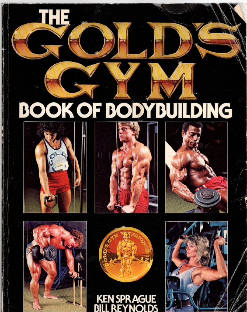 Image for The Gold's Gym Book of Bodybuilding
